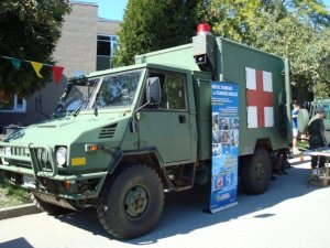 Armed Forces Ambulance
