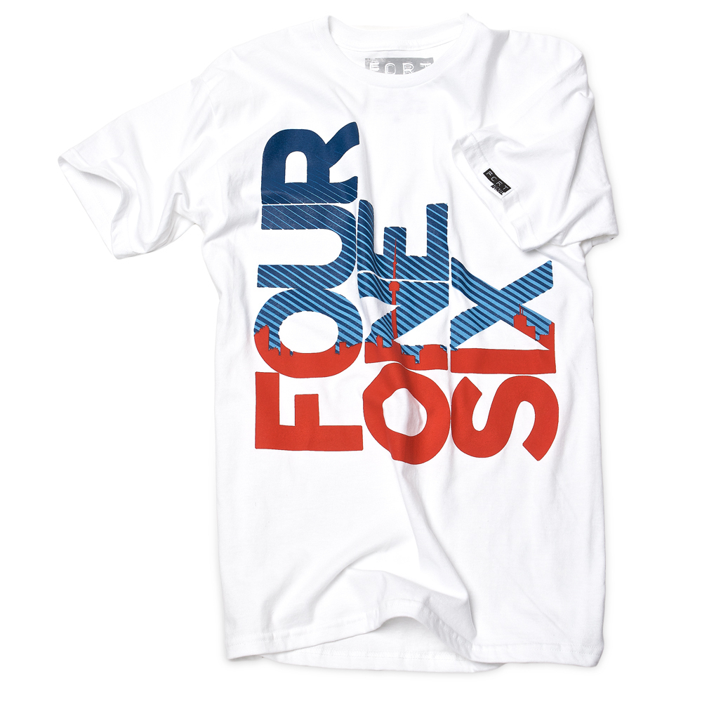 Four One Six T from Fort Apparel