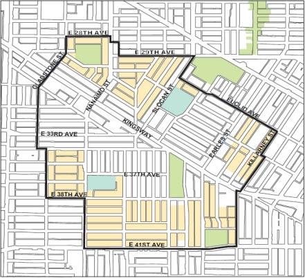 Norquay RT11 Zones