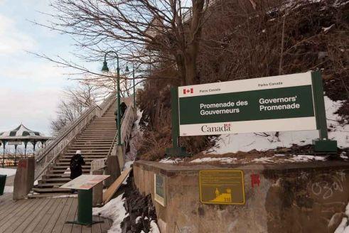 governors' promenade
