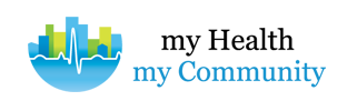 my health my community logo