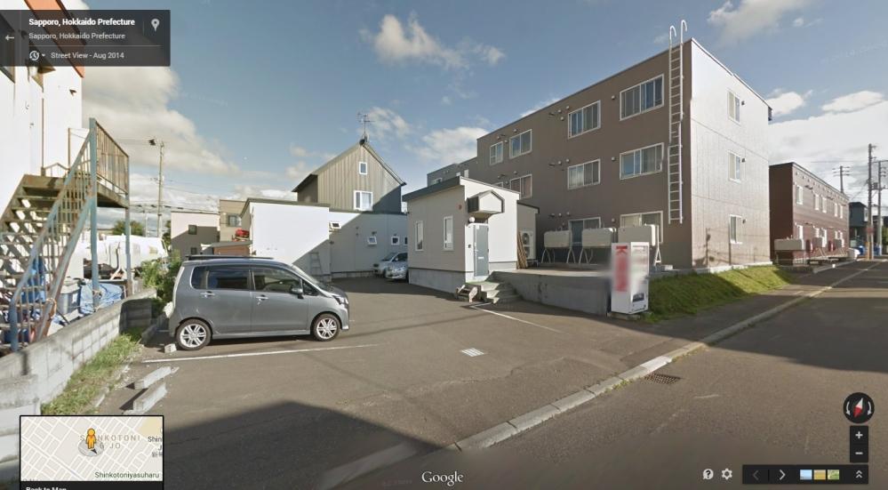 taiko place google street view