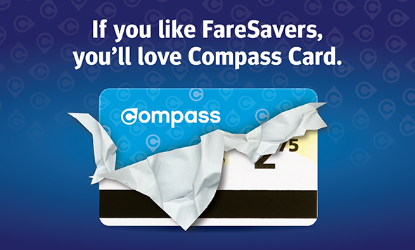 faresavers to compass
