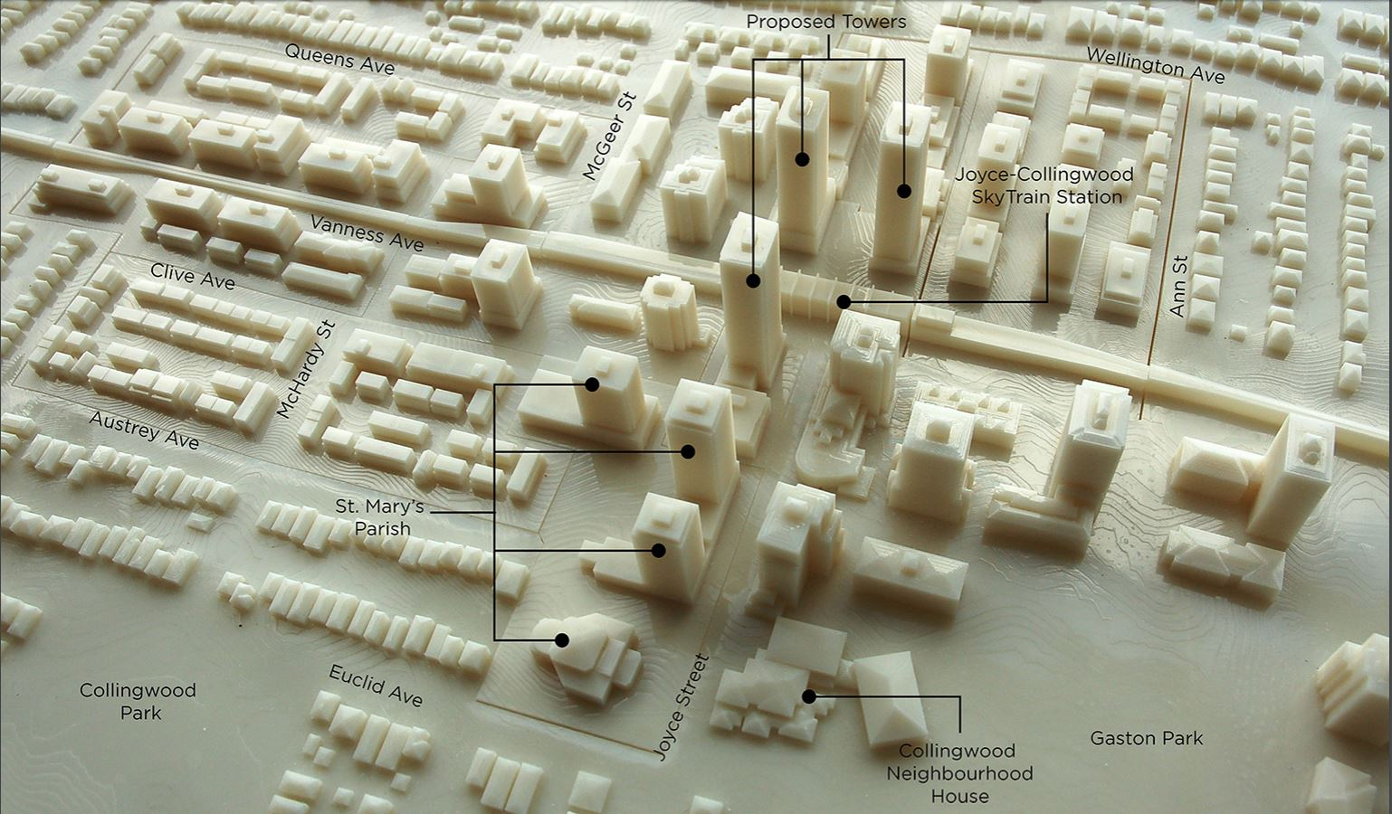Joyce Collingwood 3D model capture